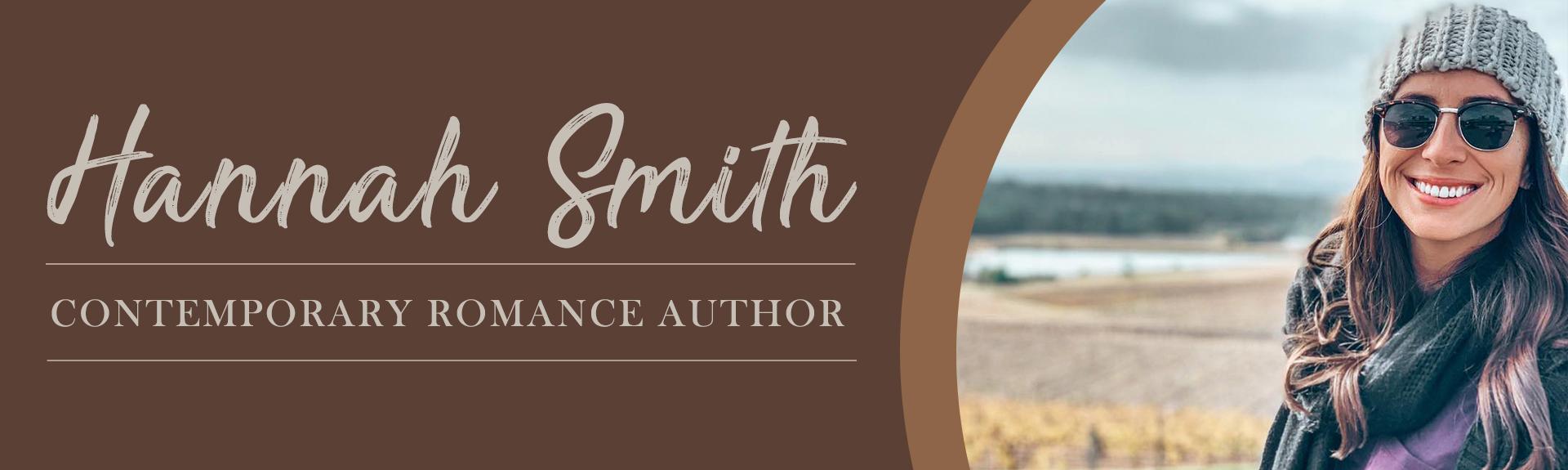 Hannah Smith | Author